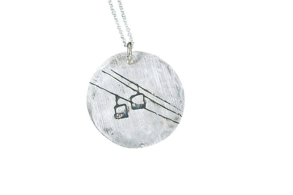 Reversible Chairlift Necklace