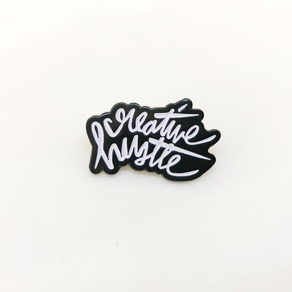 Creative Hustle Pin