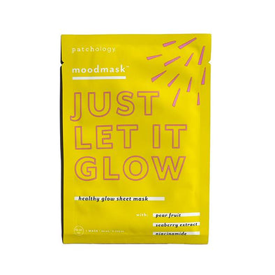 Just Let It Glow Sheet Mask