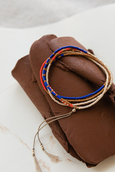 Morro Wrap Bracelet/Necklace
