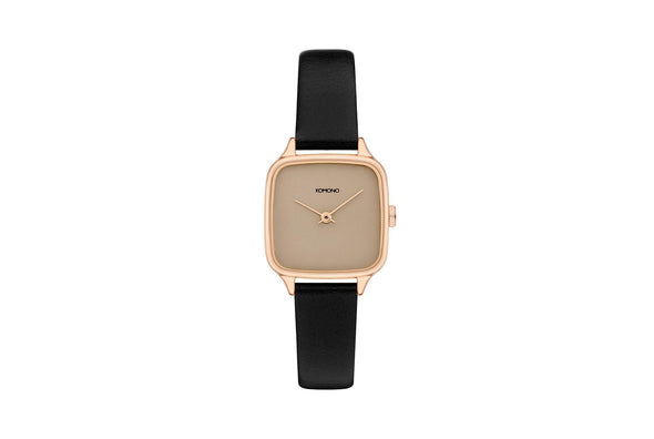 Kate Black Rose Watch