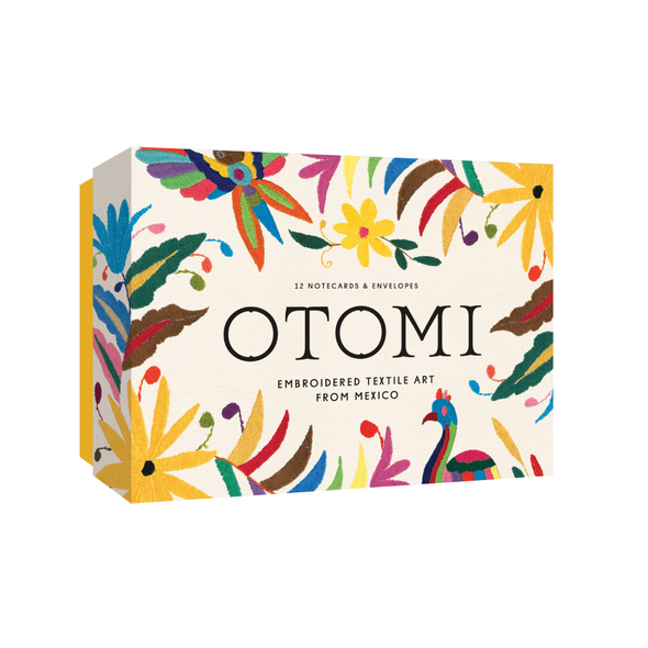 Otomi Notecards and Envelopes