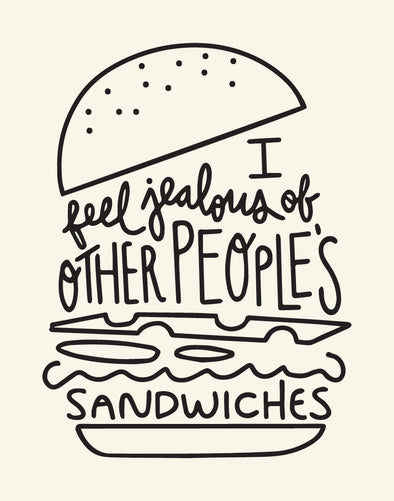 Other People's Sandwiches