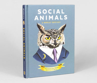 Social Animals A Berkley Bestiary Book