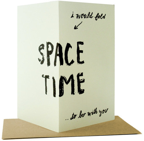 Space Time Card