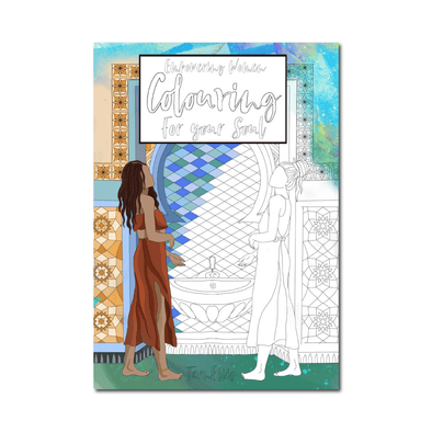 Empowering Women Coloring Book