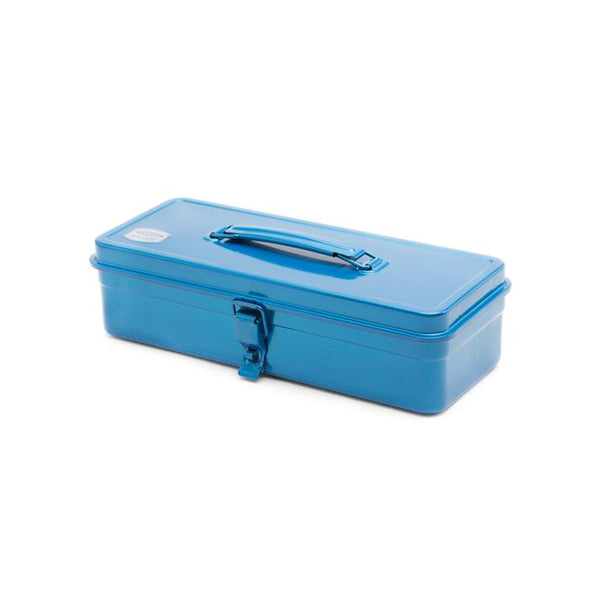 Toyo Flat Top Tool Box Blue