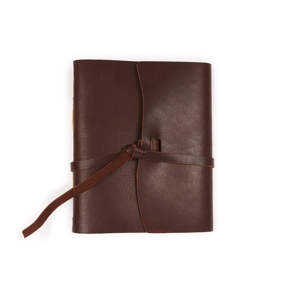 Traveler Leather Journal