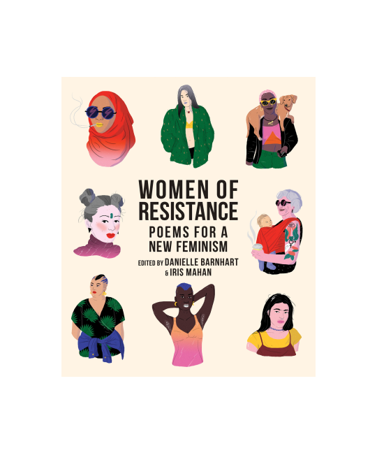 Women of Resistance: Poems for a new Feminism