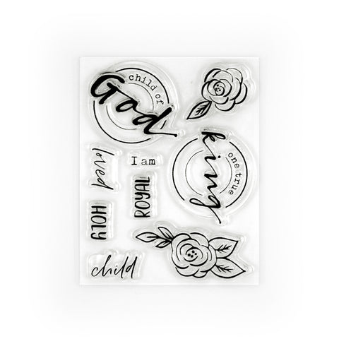 Child of God Stamp Set