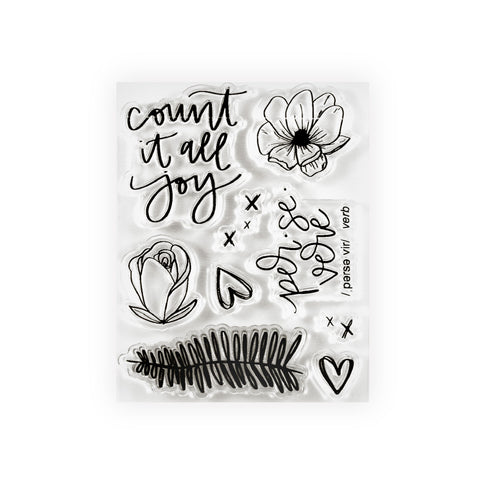 Count It All Joy Stamp Set