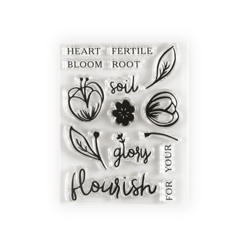 Flourish Stamp Set