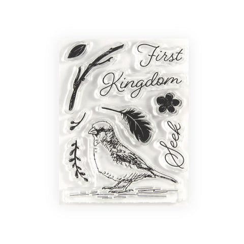 Seek First Stamp Set