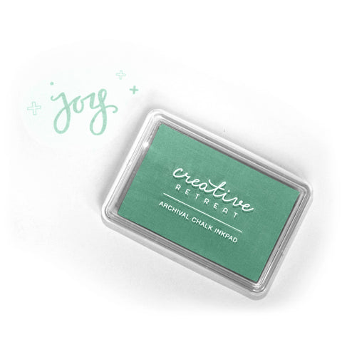 Chalk Inkpad - Frosted Mint