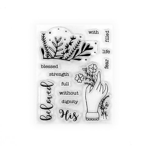 Beloved Woman Stamp Set