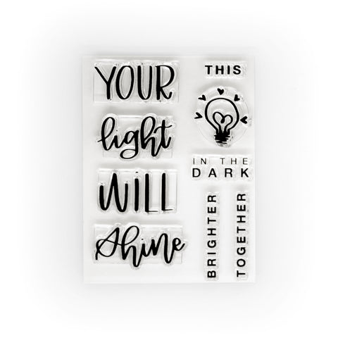 Your Light Stamp Set