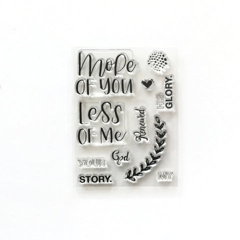 More of You Stamp Set
