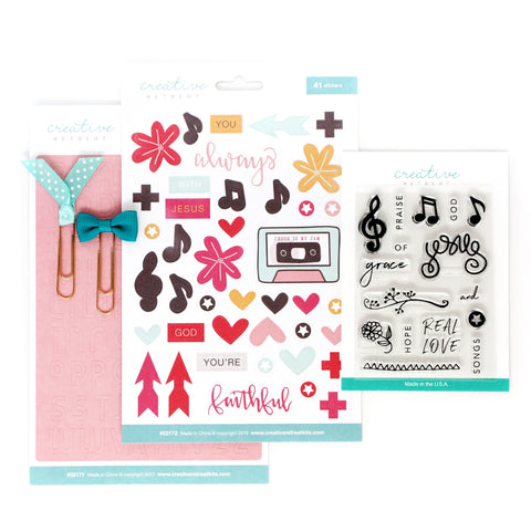 February 2017 Faith Art Box