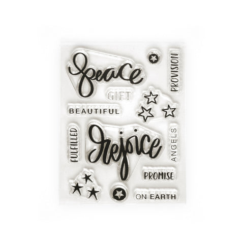 Peace Stamp Set