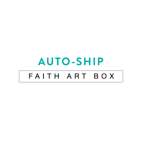 Faith Art Box Auto-Ship Membership