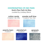 God's Plans Faith Art Box