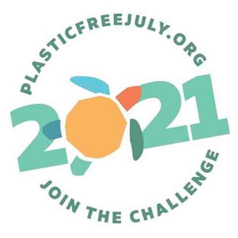 Plastic Free July 2021 - Join the Challenge