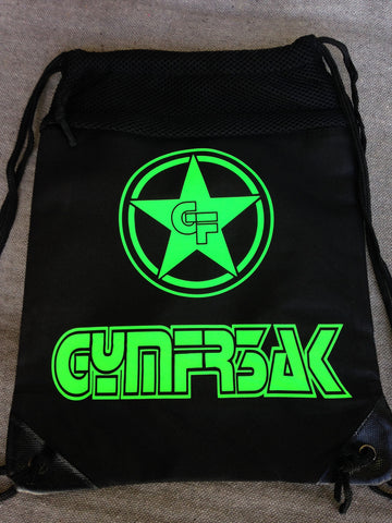 GYMFR3AKS HEAVY DUTY STRING BAG