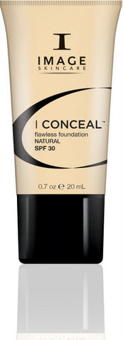 Image SkinCare I Conceal Flawless Foundation Natural SPF 30