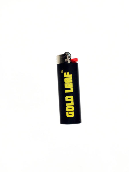 GOLD LEAF - GOLD BIC LIGHTER™