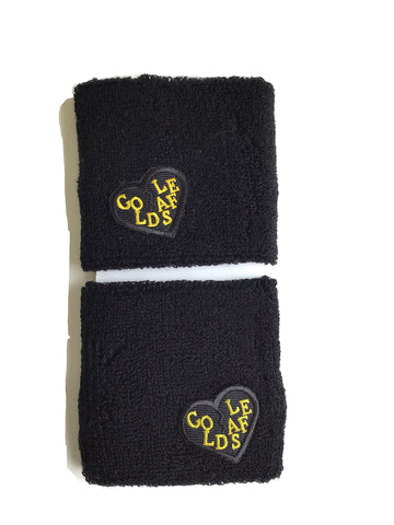 GOLD LEAF - SWEATBAND / WRISTBAND