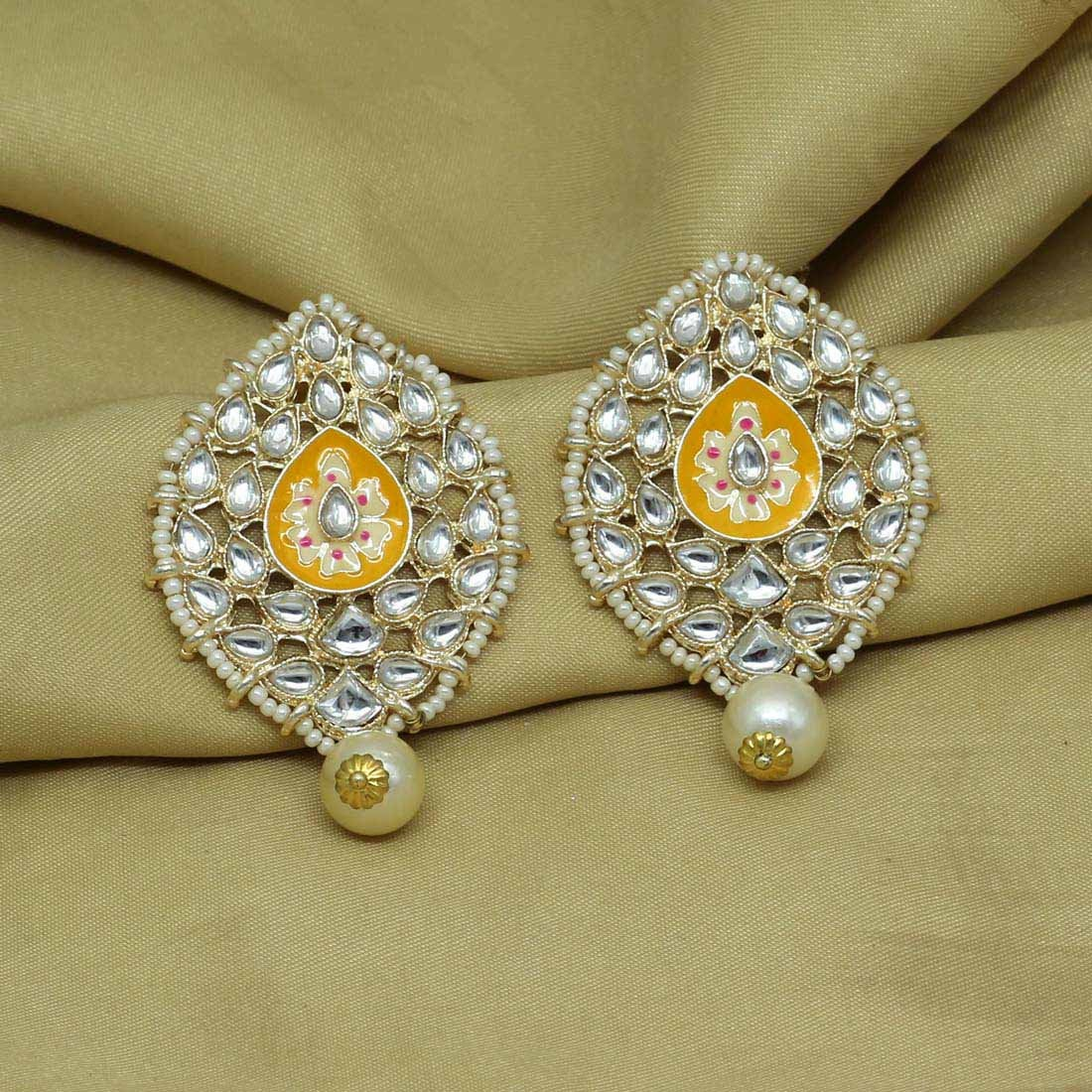 indian earring/amrapali earring/traditional earring/stud earring/designer earring/statement earring/bollywood earring/rajawadi earring
