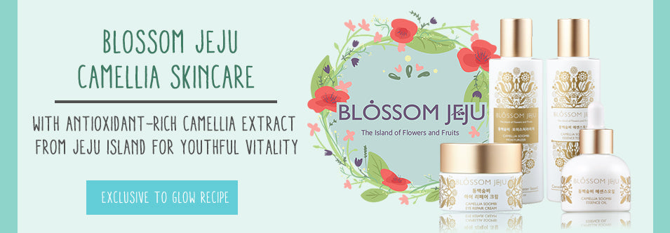 blossom jeju exclusive to glow recipe