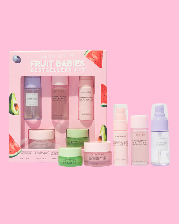 Fruit Babies Bestsellers Kit
