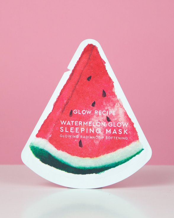 Watermelon Glow Sleeping Mask Sachet