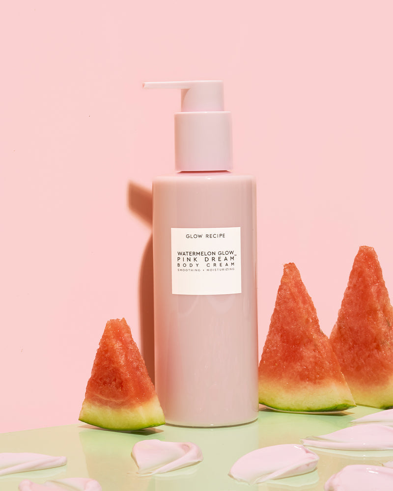 Watermelon Glow Pink Dream Body Cream Ingredients