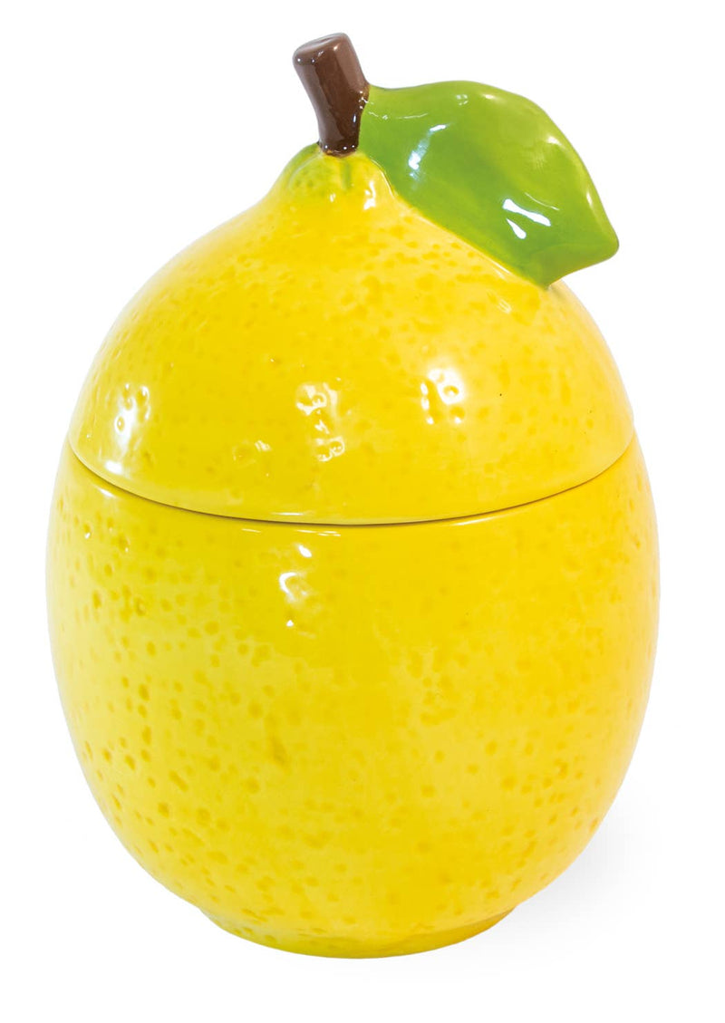Lemon Drop Canister