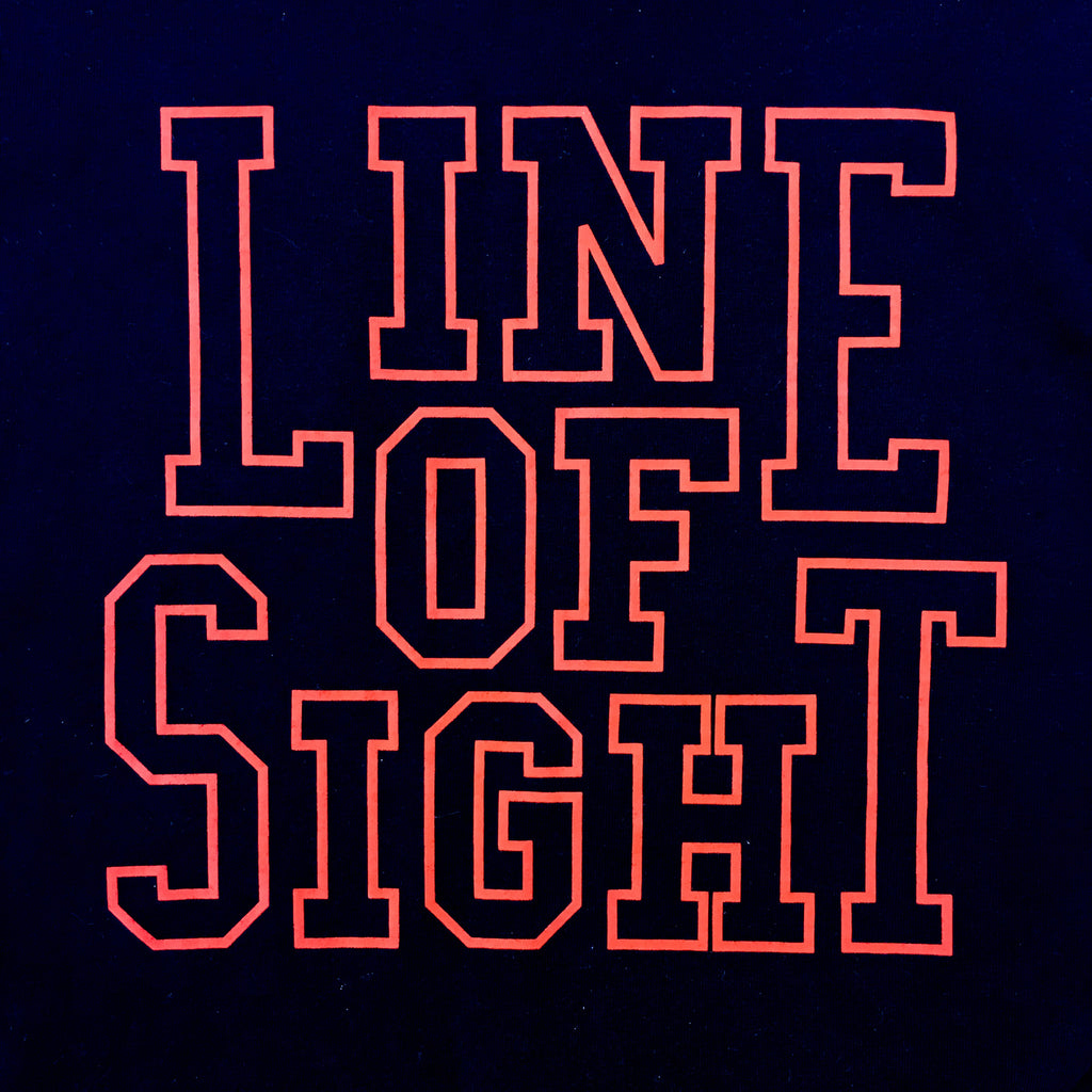 "Line of Sight ""Youngblood"" T-Shirt Black"