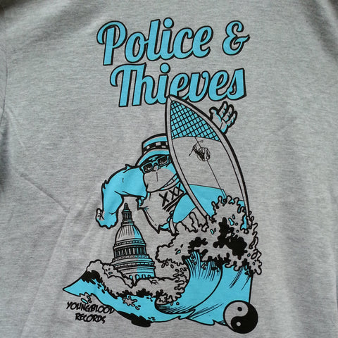 Police & Thieves T-Shirt