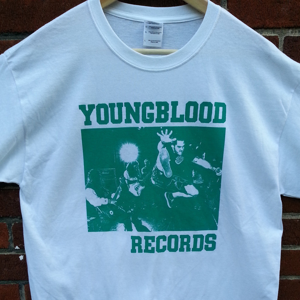 "Youngblood ""Live Pic"" Shirt (1 Left!)"