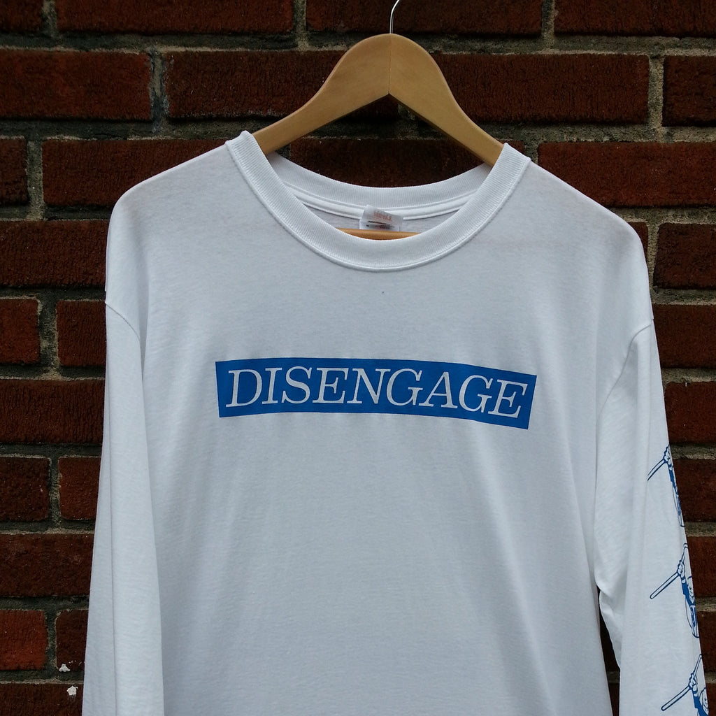 Disengage Three-Sided Longsleeve