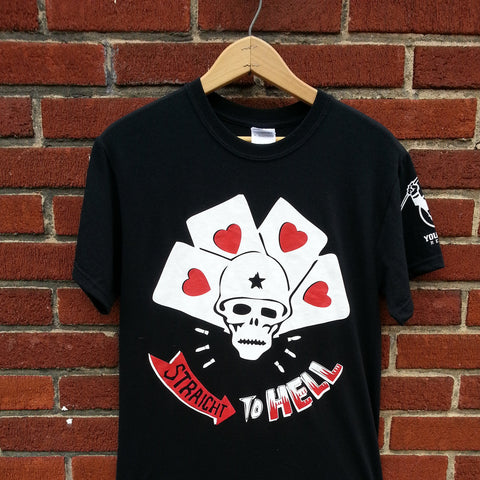 Sacred Love Shirt Black