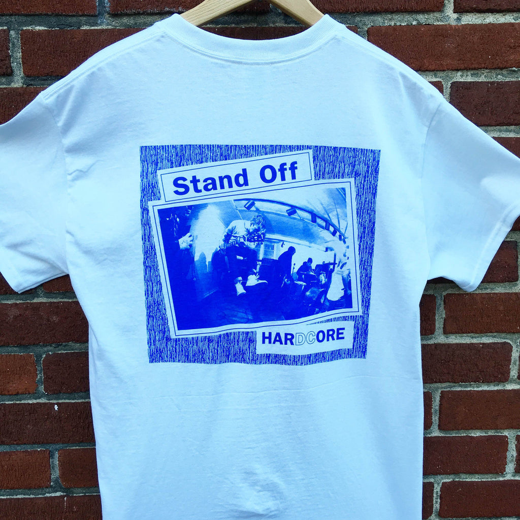 Stand Off T-Shirt White