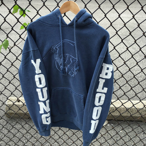 Youngblood Embroidered Hooded Sweatshirt