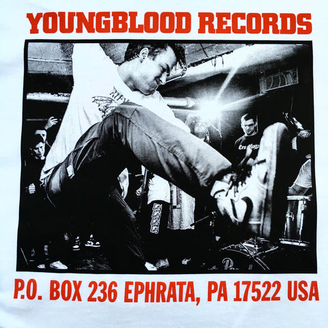 Youngblood Records P.O. Box Shirt