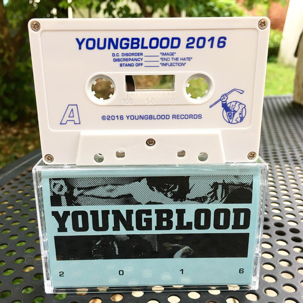 Youngblood 2016 Sampler Cassette