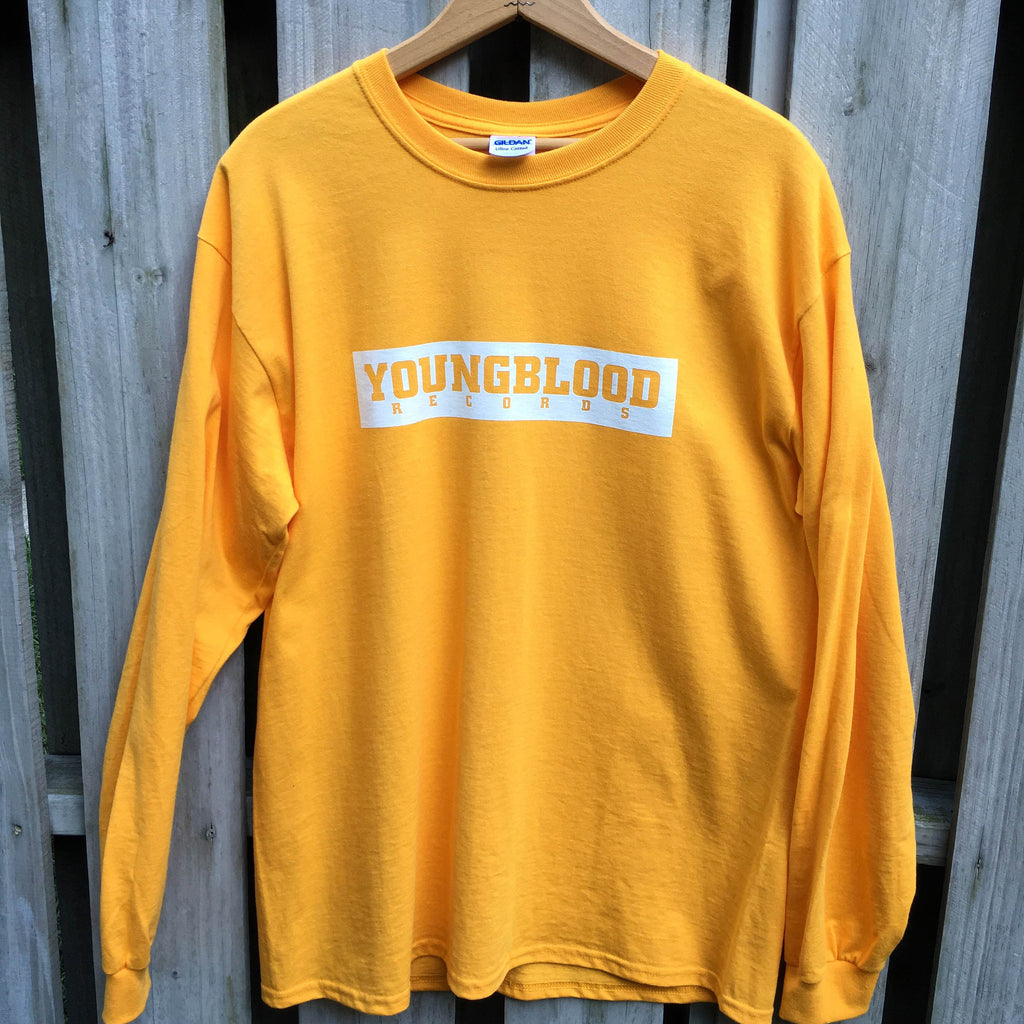 Youngblood One-Sided Gold Longsleeve