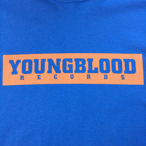 SIZE XXL SALE: Youngblood One-Sided Light Blue Longsleeve