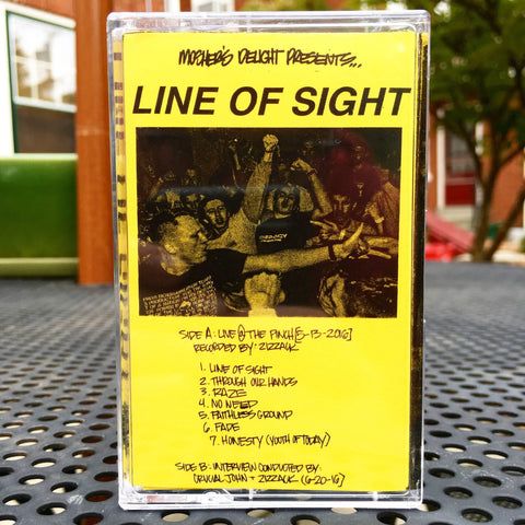 Line of Sight Live Cassette