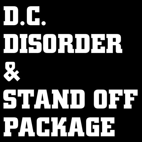 D.C. Disorder and Stand Off Package