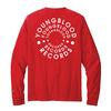 "Youngblood ""Vortex"" Champion Longsleeve Red"